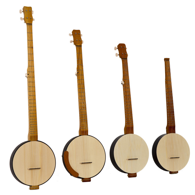Backyard Music Banjos And Banjo Kits